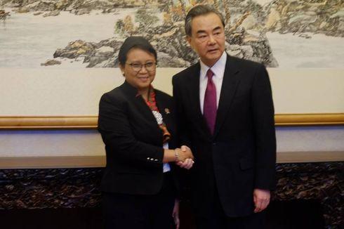 Menlu RI-China Serukan Korut untuk Hormati Resolusi PBB
