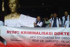 Tiga Komisi Pelajari Kasus Dokter Ayu di Manado