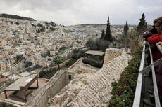 Penggalian Israel Hancurkan Situs Purbakala Palestina