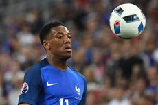 Anthony Martial untuk Timnas Perancis: Minim Gol, Rajin Assist