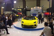 Lamborghini Aventador Raffi Ahmad Sudah Dimodifikasi ala Batman