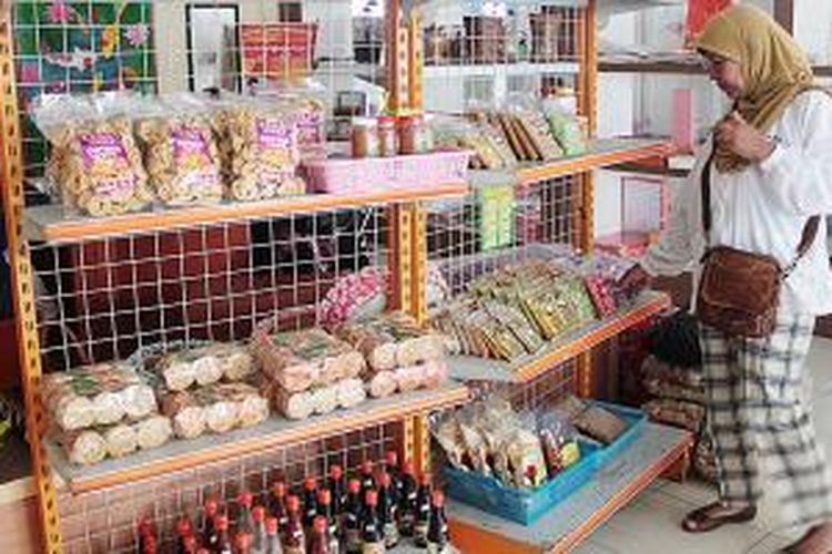 Ilustrasi: Produk UMKM dari Kota Malang, Jawa Timur.