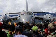 Pesawat Milik Pemkab Puncak Diduga Jatuh di Jila Mimika
