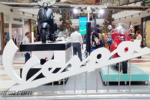 Piaggio Indonesia Siap Luncurkan 4 Model Baru