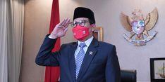 Rayakan HUT Ke-76 RI, Gus Menteri Minta Warga Desa Ikut Vaksinasi dan Taat Prokes