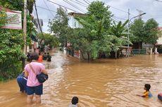 Ketua RW 03 Cipinang Melayu: Banjir Kali Ini Paling Besar dan Dua Kali