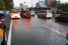 Jalan Tol Jagorawi dan Simpang Cawang Tol Dalam Kota Sudah Normal