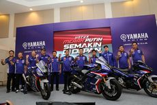 Rossi dan Vinales Resmikan Yamaha Racing Indonesia 2020