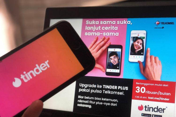 Pelanggan Telkomsel kini bisa membeli langganan fitur premium Tinder menggunakan pulsa ataupun pascabayar melalui tagihan KartuHalo