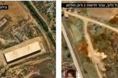 Intelijen AS: Israel Gagal Hancurkan Persenjataan Suriah