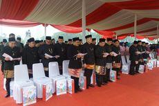 Doa untuk 490 Tahun Jakarta...