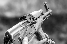 13 November 1947, Senapan Serbu Pertama AK-47 Berhasil Dikembangkan