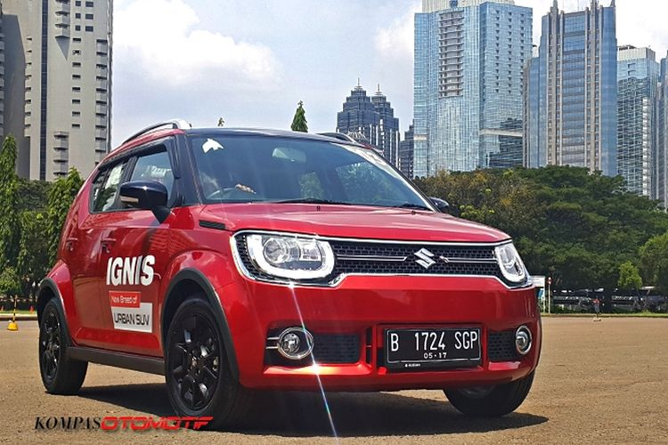 Sensasi Berkendara Suzuki Ignis AGS