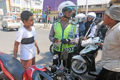 Cegah Kecelakaan Mirip Dul, Polisi Razia Kendaraan Pelajar