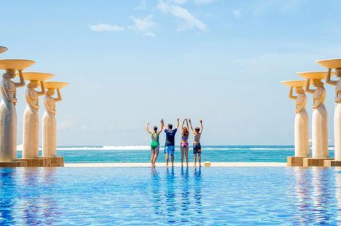 Mengintip Kamar Hotel The Mulia Bali, Salah Satu Hotel Terbaik Dunia
