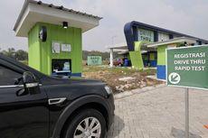 Traveloka Layani Antar Jemput Bandara Sekalian Rapid Test Drive-Thru