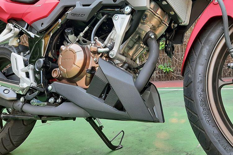 Undercowl Honda All New CB150R StreetFire