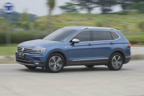 Merasakan Sensasi Akselerasi VW Tiguan Allspace