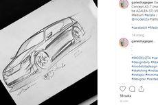 Usulan Desain MPV dan Mobil Mewah Esemka Viral