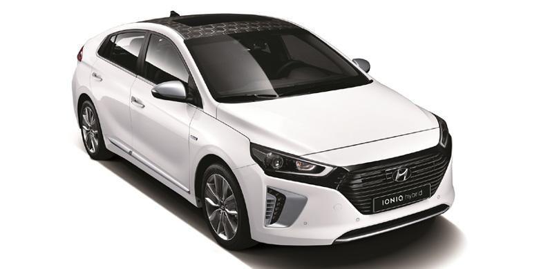 Hyundai Ioniq dijual lebih murah di Eropa, namun dengan kemampuan yang lebih baik ketimbang Toyota Prius.