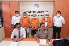 Kronologi Korupsi Monumen Bahasa Pulau Penyengat Senilai Rp 2,2 M