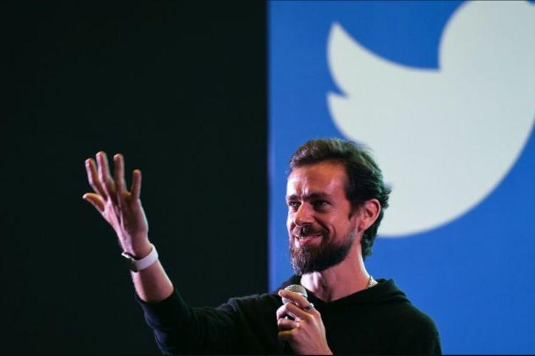 CEO Twitter dan Square, Jack Dorsey.
