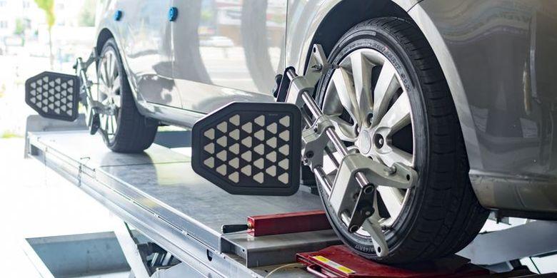 Ingat Lagi Bedanya Spooring Dan Balancing Pada Mobil