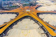 Bandara Daxing Resmi Beroperasi di China, Seluas 100 Kali Lapangan Sepak Bola