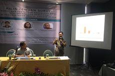 Survei LSI, Menguatnya Tingkat Kepercayaan kepada Jokowi hingga Buruknya Kebebasan Sipil