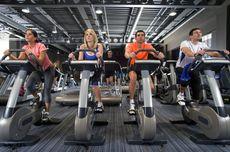 Latihan Sepeda Statis Efektif Bantu Menurunkan Berat Badan