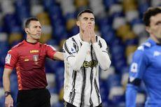 Belum Juara Liga Champions, Ronaldo Dianggap Gagal di Juventus