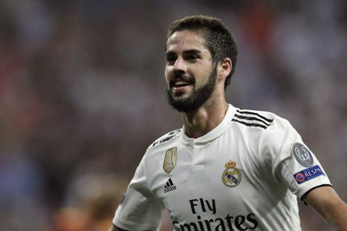 Marcelo Beri Saran kepada Isco yang Tersingkir dari Skuad Utama