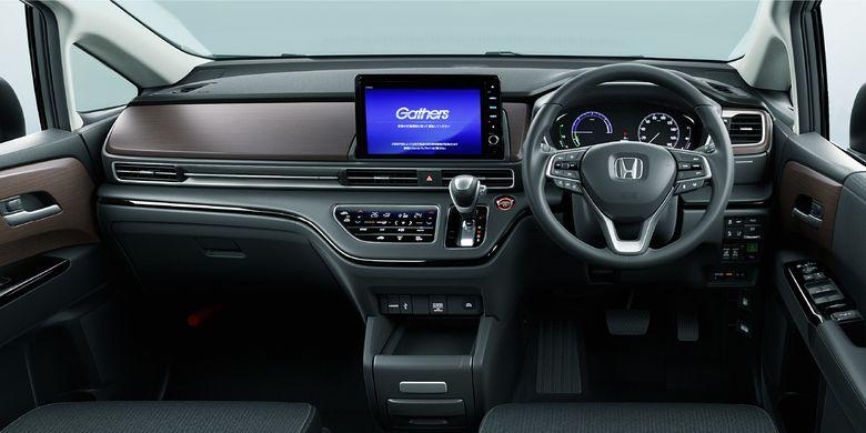 Tampilan dasbor Honda Odyssey 2020