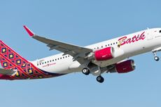 Mulai 20 November, Batik Air Buka Penerbangan Langsung Jakarta-Bangkok