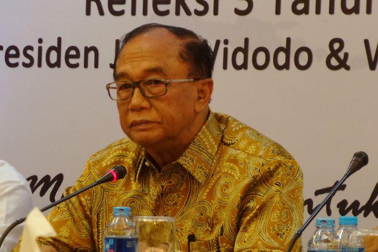 Anggota Dewan Pertimbangan Presiden, Sidarto Danusubroto.