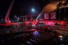 Tak Terdampak Kebakaran Kejagung, MRT Pastikan Tetap Beroperasi Normal