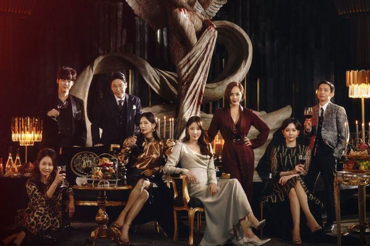 Poster drama Korea The Penthouse (2020)