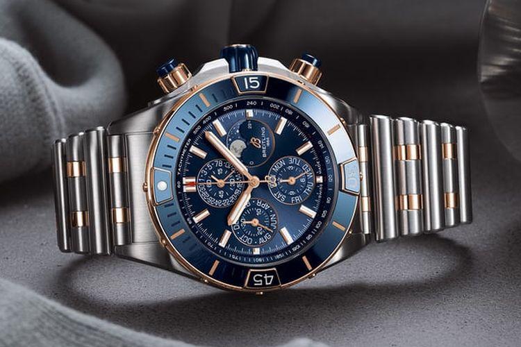Breitling Super Chronomat Four Year Calendar