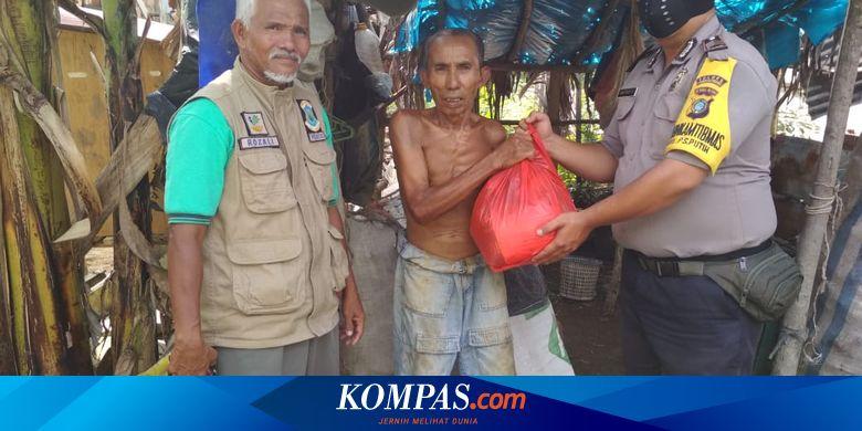 1.000 Paket Sembako Dikirim Langsung ke Rumah Warga di Pangkalpinang