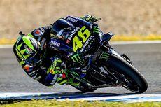 Rossi Kaget Lihat Kecepatan Tim Satelit Yamaha