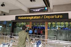 Bandara Halim Perdanakusuma Dipastikan Belum Layani Penerbangan Domestik