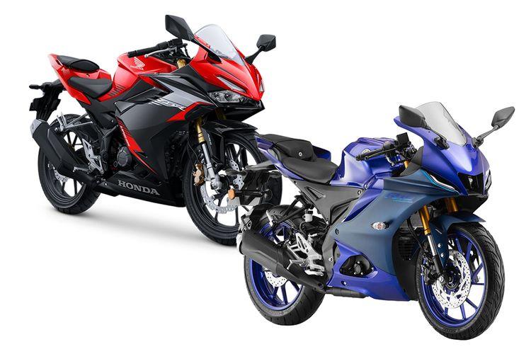 Komparasi Honda All New CBR150R Vs Yamaha R15 v4