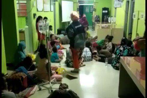 Santap Makanan di Acara Keagamaan, 50 Warga Keracunan