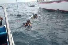 Pencarian WN Amerika di Teluk Ambon Diperluas, Korban Belum Ditemukan