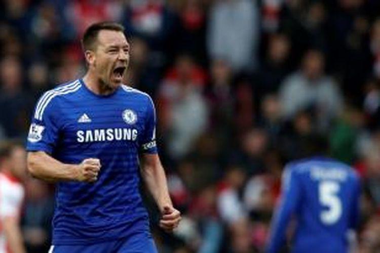 Kapten Chelsea, John Terry.