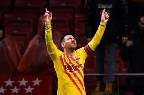 Ungguli Ronaldo, Messi Jadi Top Skor Free Kick di 5 Liga Top Eropa Dekade Ini