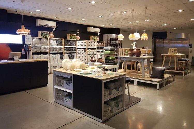Limited Collection Shop, area khusus koleksi terbatas di IKEA, Alam Sutera, Tangerang.