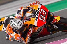 Marquez Paling Cepat pada Sesi Pemanasan GP Qatar