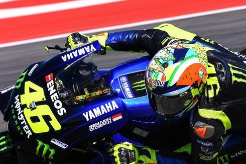 Rossi dan Vinales Beda Pendapat Jelang GP Aragon
