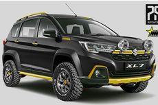 Acuan Modifikasi Suzuki XL7, Siap Terjang Banjir
